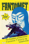 Cover for Fantomet (Semic, 1976 series) #12/1978