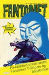 Cover for Fantomet (Semic, 1976 series) #12/1978