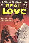 Cover for Real Love (Ace Magazines, 1949 series) #52