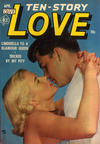 Cover for Ten-Story Love (Ace Magazines, 1951 series) #v32#2 [188]