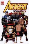 Cover Thumbnail for Avengers Prime (2010 series) #3 [New York Comic Con Variant]