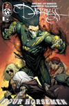 Cover for The Darkness: Four Horsemen (Image, 2010 series) #3