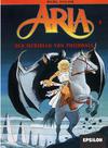 Cover for Aria (Epsilon, 2002 series) #8 - Der Meridian von Posidonia