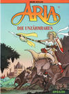 Cover for Aria (Epsilon, 2002 series) #11 - Die Unzähmbaren