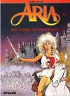Cover for Aria (Epsilon, 2002 series) #13 - Der Schrei des Propheten