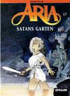 Cover for Aria (Epsilon, 2002 series) #17 - Satans Garten