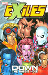 Cover for Exiles (Marvel, 2002 series) #1 - Down the Rabbit Hole [No Creator Names]