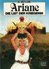 Cover for Ariane (Reiner-Feest-Verlag, 1987 series) #4 - Die List der Kriegerin
