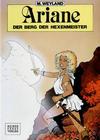 Cover for Ariane (Reiner-Feest-Verlag, 1987 series) #6 - Der Berg der Hexenmeister