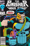 Cover Thumbnail for The Punisher: War Zone (1992 series) #7 [Newsstand]