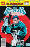 Cover for The Punisher Annual (Marvel, 1988 series) #5 [Newsstand]