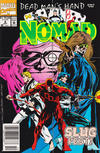 Cover for Nomad (Marvel, 1992 series) #6 [Newsstand]
