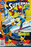 Cover for Superman (DC, 1987 series) #68 [Newsstand]