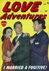 Cover for Love Adventures (Superior Publishers Limited, 1949 series) #1
