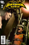 Cover Thumbnail for Batman and Robin (2009 series) #19 [Gene Ha Variant Cover]