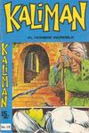 Cover for Kaliman (Editora Cinco, 1976 series) #18