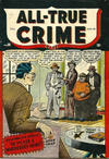 Cover for All True Crime Cases Comics (Bell Features, 1948 series) #30