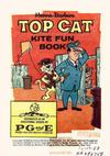 Cover for Top Cat Kite Fun Book (Western, 1963 series) #[nn]