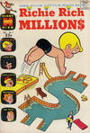 Cover for Richie Rich Millions (Harvey, 1961 series) #3