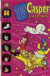 Cover for TV Casper & Company (Harvey, 1963 series) #39