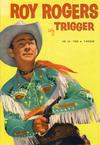 Cover for Roy Rogers (Serieforlaget / Se-Bladene / Stabenfeldt, 1954 series) #10/1958