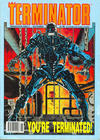 Cover for The Terminator (Trident, 1991 series) #4