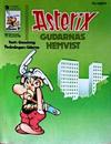 Cover for Asterix (Ny utgåva) (Hemmets Journal, 1979 series) #17 - Gudarnas hemvist