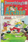 Cover for Everything's Archie (Archie, 1969 series) #37