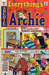 Cover for Everything's Archie (Archie, 1969 series) #67