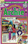 Cover for Everything's Archie (Archie, 1969 series) #101