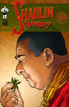 Cover for Shaolin Cowboy (Burlyman Entertainment, 2004 series) #7 [Geoff Darrow Cover]