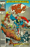 Cover for What The--?! (Marvel, 1988 series) #2 [Newsstand]