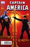 Cover for Captain America (Marvel, 2005 series) #615