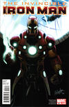 Cover for Invincible Iron Man (Marvel, 2008 series) #501
