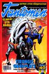 Cover for Fantomen (Semic, 1963 series) #1/1990