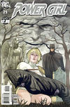 Cover for Power Girl (DC, 2009 series) #21