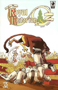 Cover Thumbnail for Royal Historian of Oz (Slave Labor, 2010 series) #3