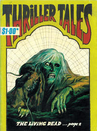 Cover Thumbnail for Thriller Tales (Gredown, 1984 ? series)