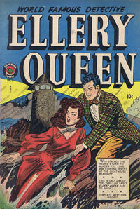 Cover Thumbnail for Ellery Queen (Superior, 1949 series) #3 [No Month on Cover]