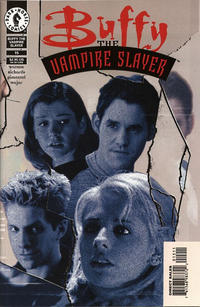 Cover Thumbnail for Buffy the Vampire Slayer (Dark Horse, 1998 series) #15 [Photo Cover]