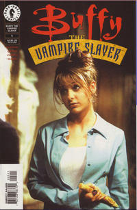 Cover Thumbnail for Buffy the Vampire Slayer (Dark Horse, 1998 series) #5 [Photo Cover]