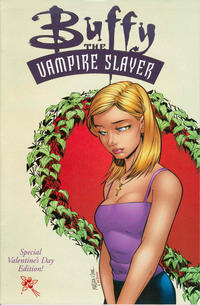 Cover Thumbnail for Buffy the Vampire Slayer (Dark Horse, 1998 series) #17 [Special Valentine's Day Edition - Purple Foil]