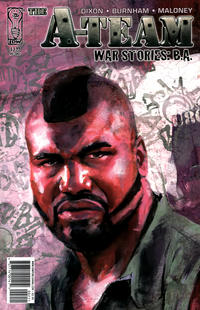 Cover Thumbnail for A-Team: War Stories: B.A. (IDW, 2010 series)