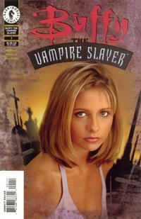 Cover Thumbnail for Buffy the Vampire Slayer (Dark Horse, 1998 series) #1 [Photo Cover]