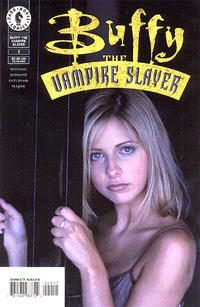 Cover Thumbnail for Buffy the Vampire Slayer (Dark Horse, 1998 series) #2 [Photo Cover]