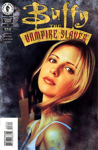 Cover Thumbnail for Buffy the Vampire Slayer (Dark Horse, 1998 series) #3 [Photo Cover]