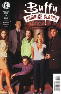 Cover Thumbnail for Buffy the Vampire Slayer (Dark Horse, 1998 series) #13 [Photo Cover]