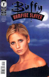 Cover Thumbnail for Buffy the Vampire Slayer (Dark Horse, 1998 series) #19 [Photo Cover]