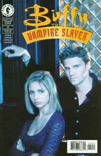 Cover Thumbnail for Buffy the Vampire Slayer (Dark Horse, 1998 series) #20 [Photo Cover]