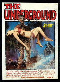 Cover Thumbnail for The Underground (Gredown, 1983 series) #[nn]